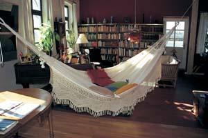 h ngemattenladen hamburg tuchh ngematten mit randborte. Black Bedroom Furniture Sets. Home Design Ideas